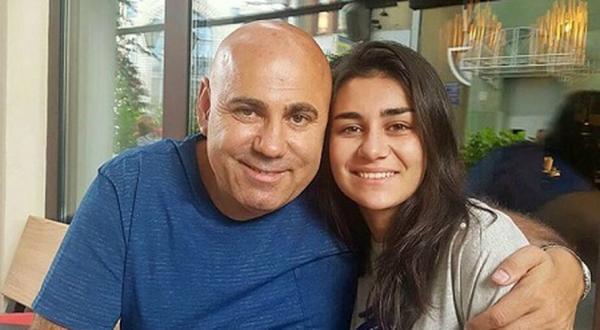 Иосиф Пригожин с дочерью Лизой